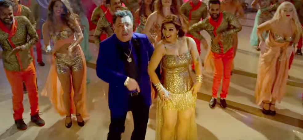 rishi kapoor and shilpa shinde in patel ki punjabi shadi