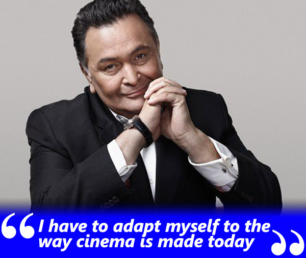 rishi kapoor exclusive spotboye salaam interview with khalid mohamed talking about the changing indian cinema