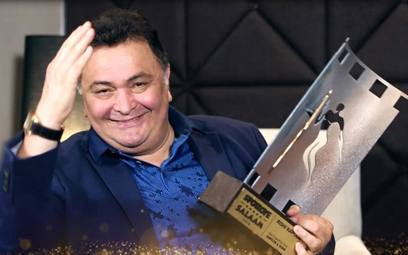 Rishi Kapoor: I've Been Unlucky With Awards...It's Payback Time Now