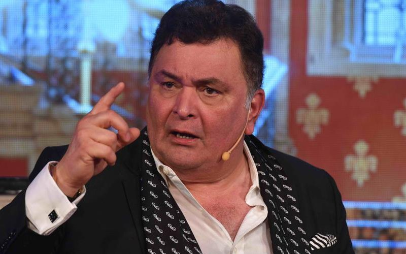 WHAT! Rishi Kapoor Says F**k You B***h To A Dalit Woman On Twitter