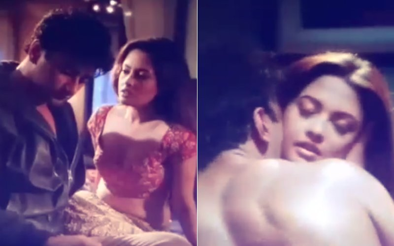 LEAKED! Riya Sen's Unhibited LOVEMAKING Scene In Ragini MMS Returns