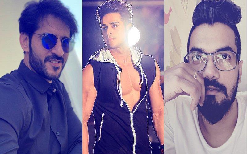 Oops! Did Hiten Tejwani & Hina Khan's Boyfriend Just Mock Priyank Sharma's Body Transformation?