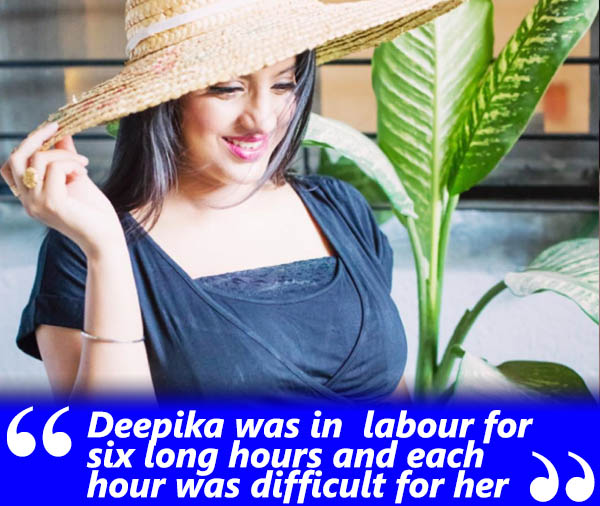 rohit raj goyal exclusive interview deepika was in labour for 6 hrs