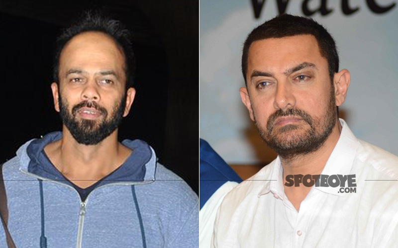 rohit shetty and aamir khan