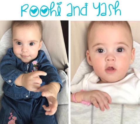 roohi and yash