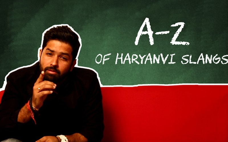 9XM's Haryanvi Rockstar Rossh Explains The A-Z of Haryanvi Slangs