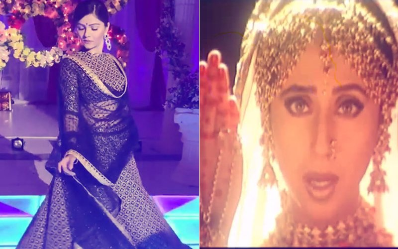 Must Watch: Rubina Dilaik Recreats Urmila Matondkar's 'Sabki Baaratein Aayi'