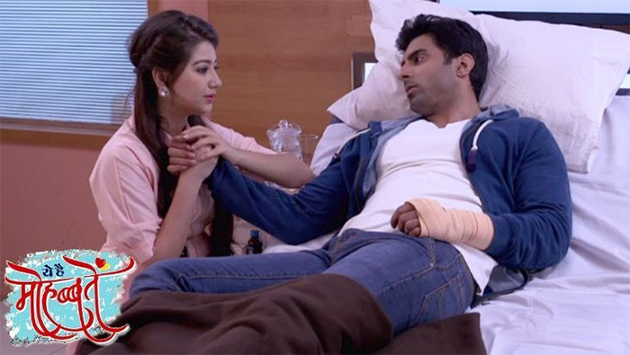 ruhi and nikhil in yeh hai mohabbatein