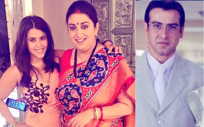 Smriti Irani & Ekta Kapoor's Convo About Mihir From Kyunki Saas Bhi Kabhi Bahu Thi Will Leave You In Splits