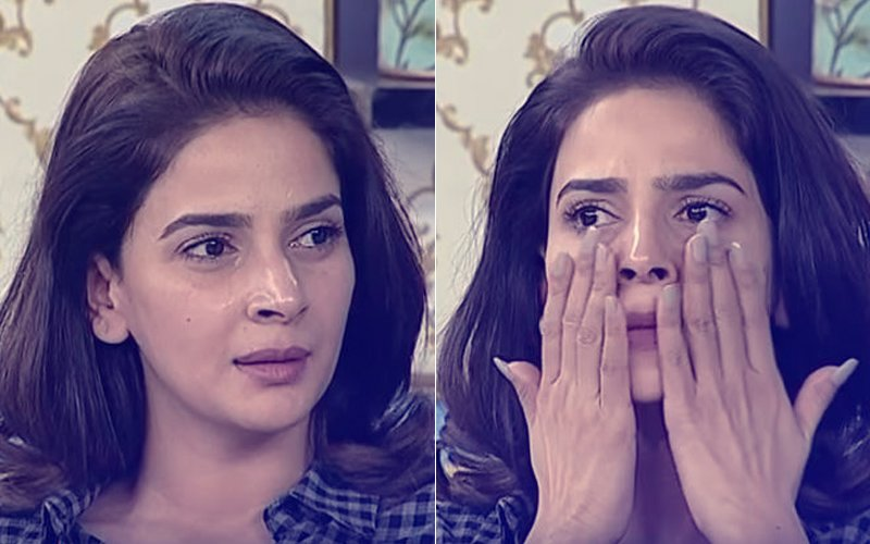 Saba Qamar Moved To TEARS, Actress Stopped At An Airport For Being A PAKISTANI