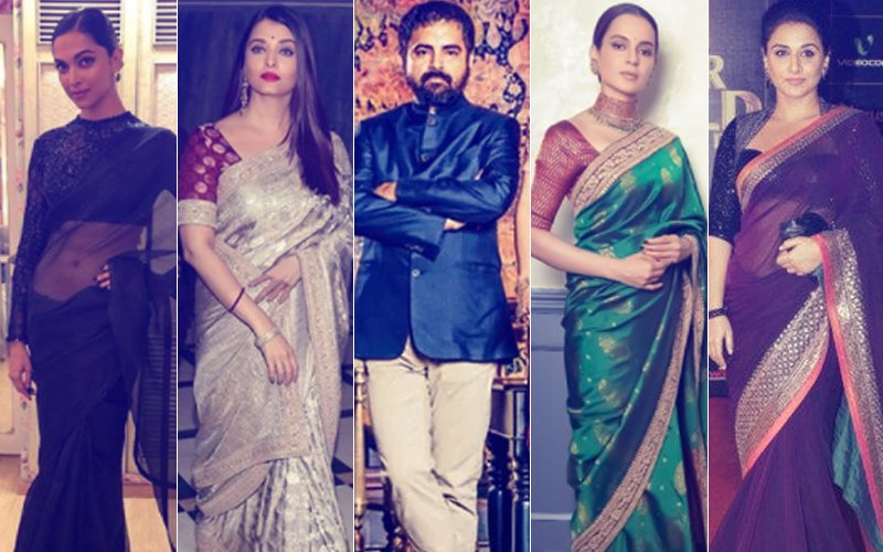 Sabyasachi BLASTS Indian women Who Don't Know How To Wear A Saree; Gets Trolled