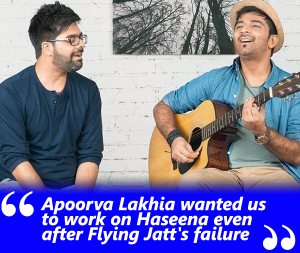 sachin jigar exclusive interview on apoorva lakhia wanting to collaborate post the failure of flying jatt