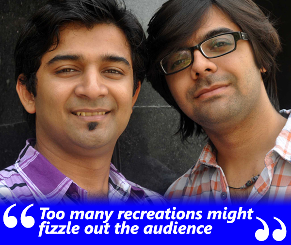 sachin jigar exclusive interview sachin says recreations fizzle out the audience