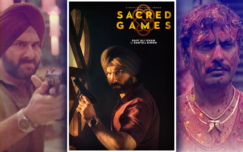 Sacred Games Review: Not Narcos But Certainly The Best Indian Show On Any Platform