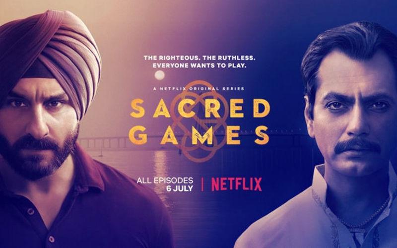 BINGE OR CRINGE: Saif Ali Khan-Nawazuddin Siddiqui's Sacred Games Revisits Mumbai's Mafia Days
