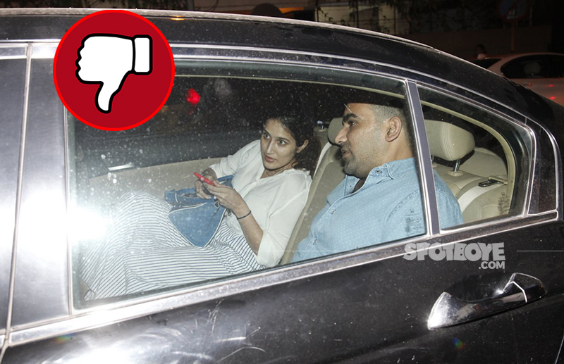 sagrika ghatge out on a diner date with zaheer khan
