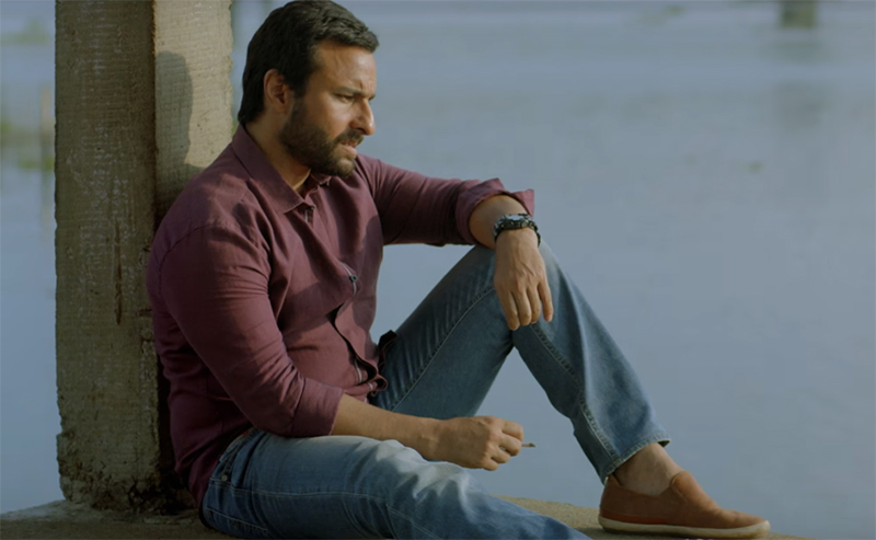 saif ali khan plays the role of a chef in the movie chef