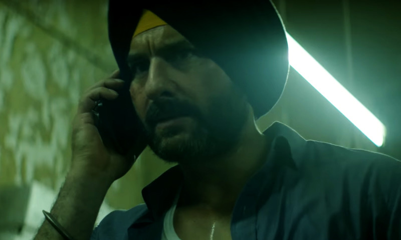 Saif From Sacred Games