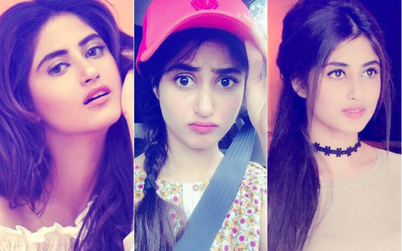 Unknown Facts About Sajal Ali Who Plays Sridevi's Daughter In Mom...