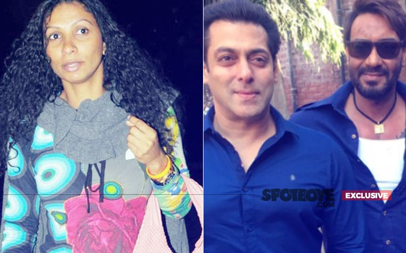 Guess What Happened When Salman Khan Met Ajay Devgn While Reshma Shetty Was Round The Corner!