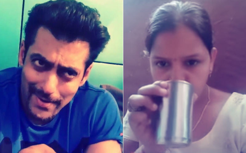 Hello Frands! This Mash-Up Featuring Salman Khan & 'Chai Pee Lo' Aunty Is ROFL Goals