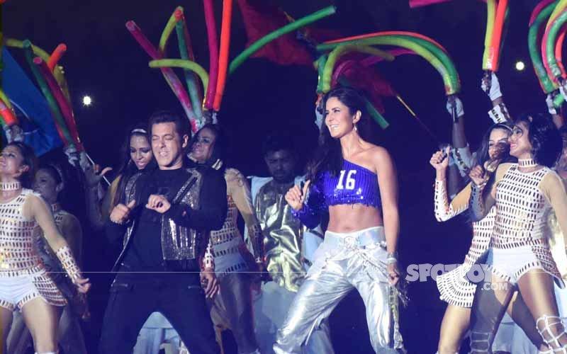 JUST IN: Salman Khan & Katrina Kaif Perform LIVE, More Pics & Videos Inside