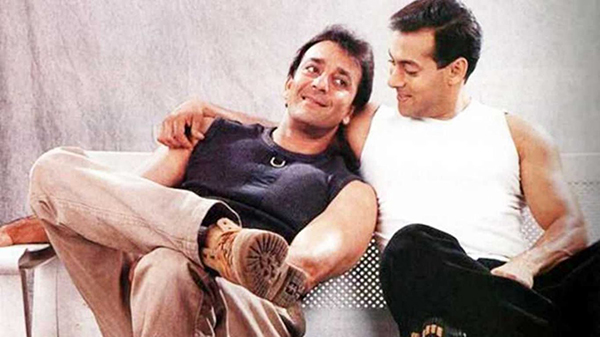 salman khan and sanjay dutt have starred in a number of films together