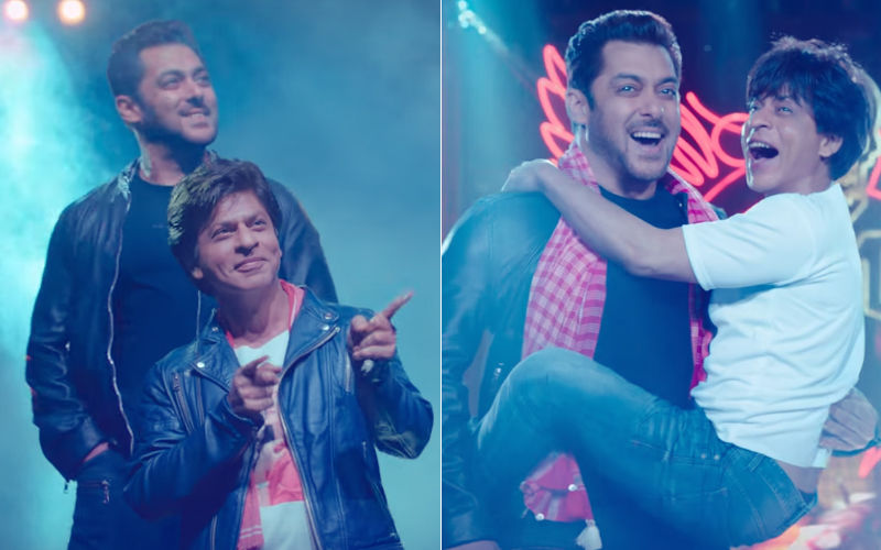 Zero Eid Teaser: Shah Rukh Khan & Salman Khan Come Together To Wish Fans