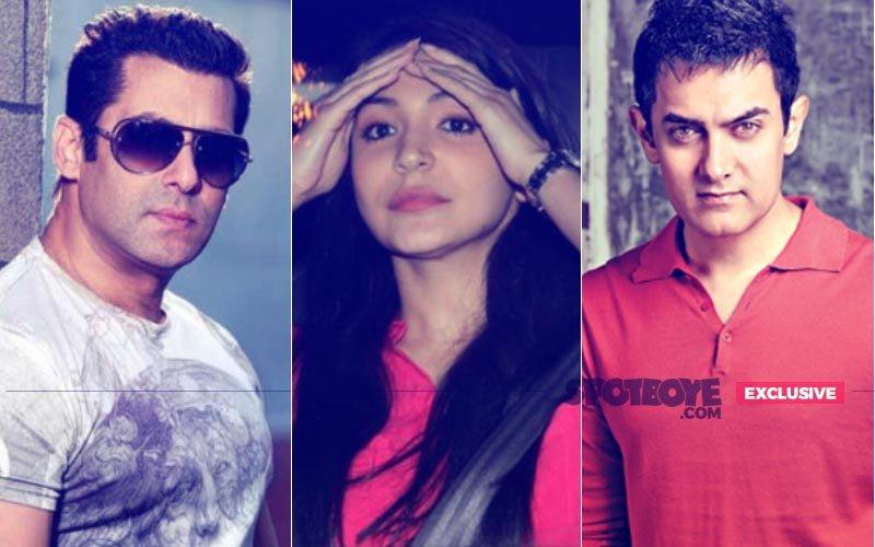 Anushka Sharma Reveals What She Dislikes About Salman Khan & Aamir Khan...