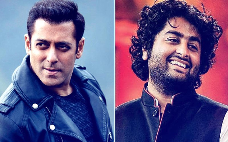 Arijit Croons Salman's Dil Diyan Gallan. A Peace Offering From The Singer?