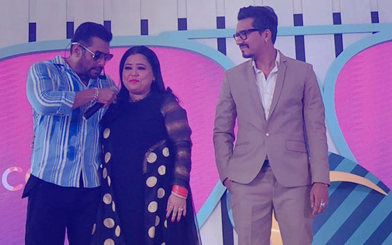 Bigg Boss 12 Goa Launch: Salman Khan Introduces Bharti Singh And Haarsh Limbachiyaa; Couple To Enter The Show