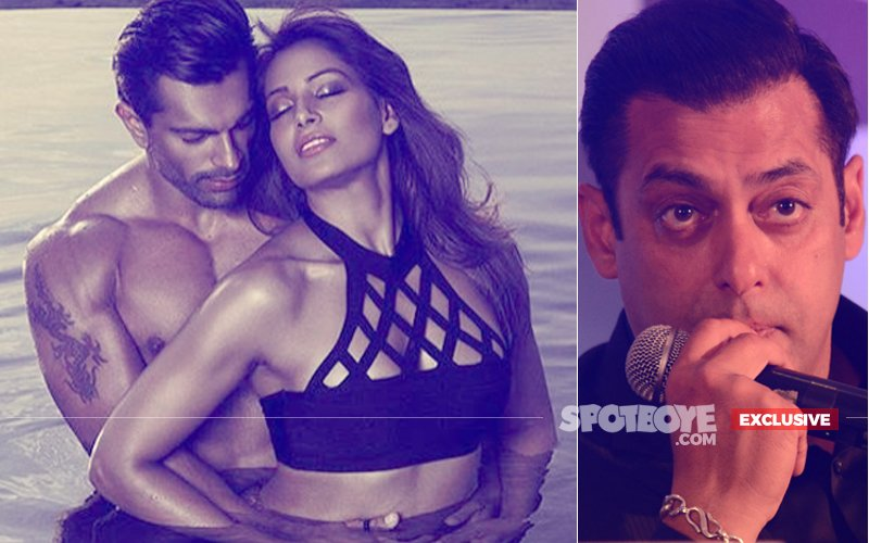 Salman Khan REMOVES Bipasha-Karan Singh Grover CONDOM AD From Bigg Boss 11