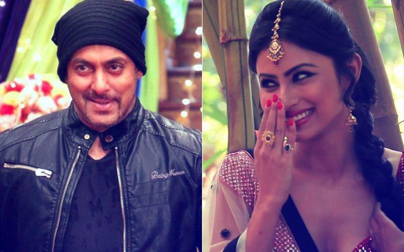 Salman Khan Leaves Naagin Actress Mouni Roy Embarrassed In Public!