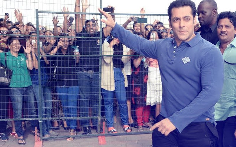 Salman Khan Will Be Out And About In Bandra Tonight To Promote Tubelight