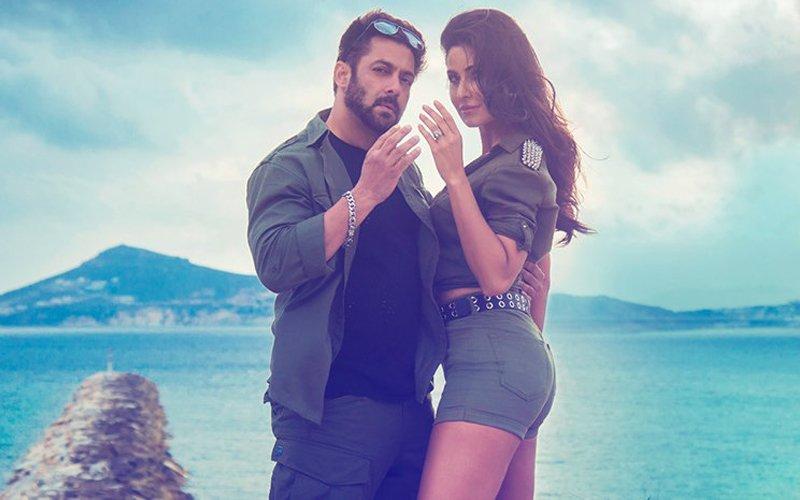 Swag Se Swagat BTS Video: Watch Katrina Kaif's SEXY Moves & Salman Khan's Charisma