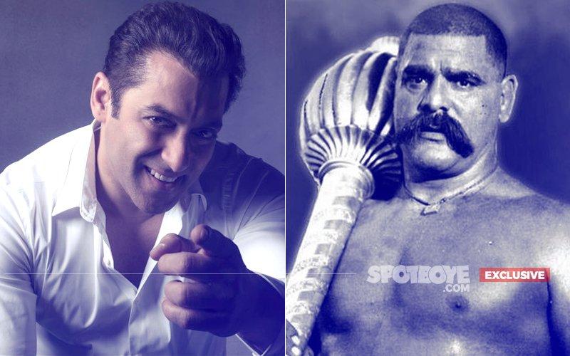 Salman Khan's Gama Pehalwan TV Series Is For Star Plus