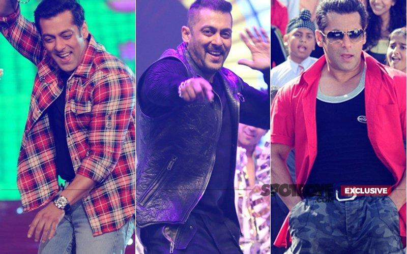 Ssshh! Salman Khan Is Secretly Doing This Since The Last 20 Days!