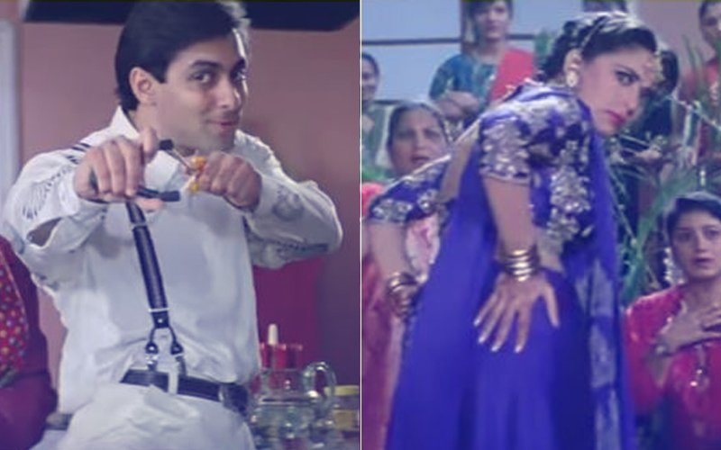 Madhuri Dixit and Salman Khan's Slingshot Scene To Be Recreated In Tubelight