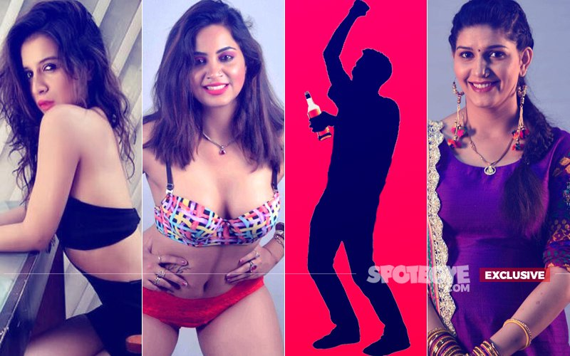 This DRUNK MAN Tried To Forcibly Dance With Benafsha, Arshi & Sapna