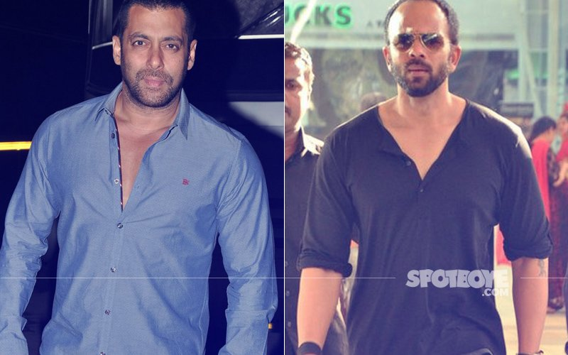 Did Salman Khan Just Mock Rohit Shetty's Style Of Filmmaking?