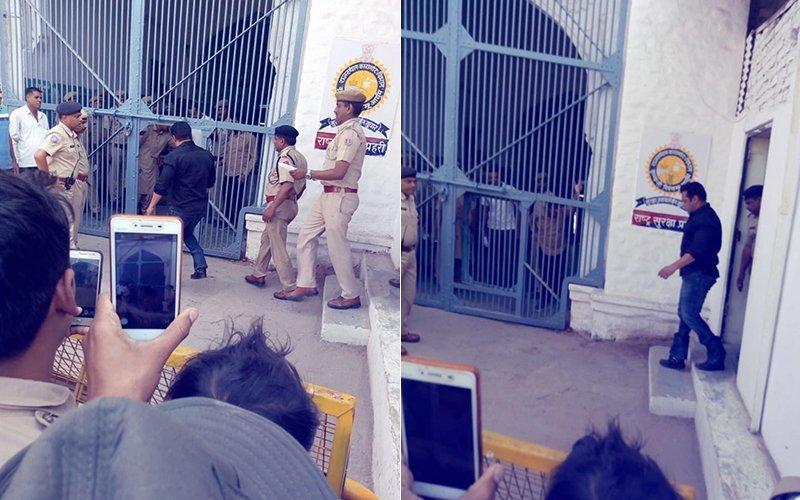 कैदी नंबर 106 बने सलमान, जानिए रात के खाने से लेकर सुबह नाश्ते तक में क्या मिलेगा दबंग को