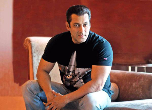 salman khan poses for a photo shoot