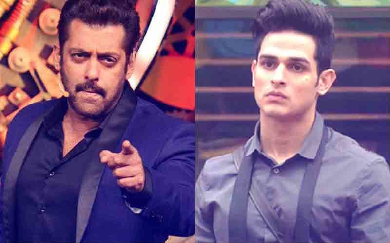 Bigg Boss 11: Salman Khan BLASTS Priyank Sharma, Reduces Him To Tears