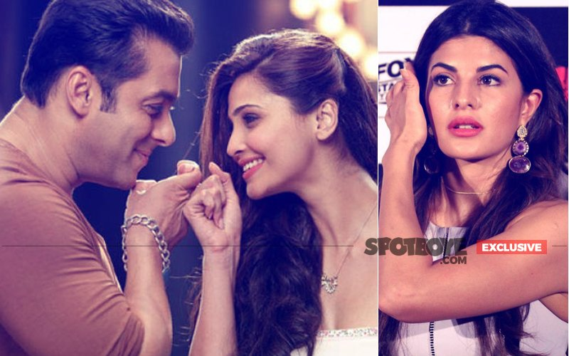 Salman Khan Pushing Daisy Shah For Race 3, Where Does That Leave Jacqueline Fernandez?