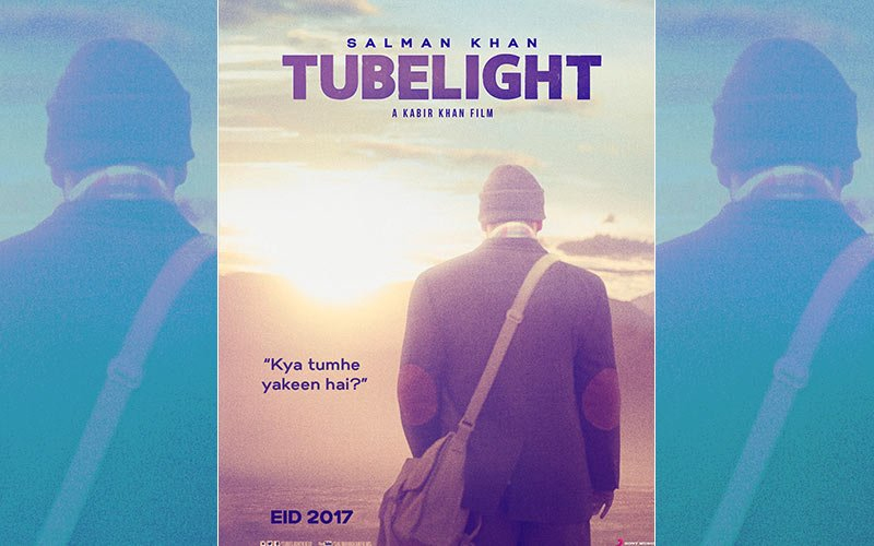 FIRST LOOK: Salman Khan's Tubelight Poster Will Leave You Curious