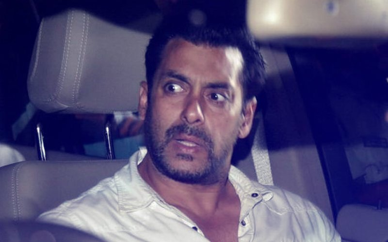 Guess Who Dared To SLAP Salman Khan After Tubelight Trailer Launch?