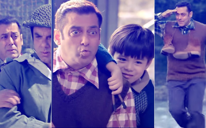 Tubelight Teaser Out: Salman Khan Will Win You Over With His Adorable Avatar