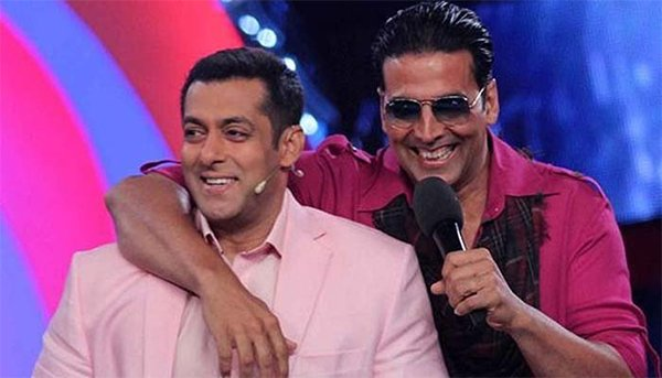 salman khan with akshay kumar