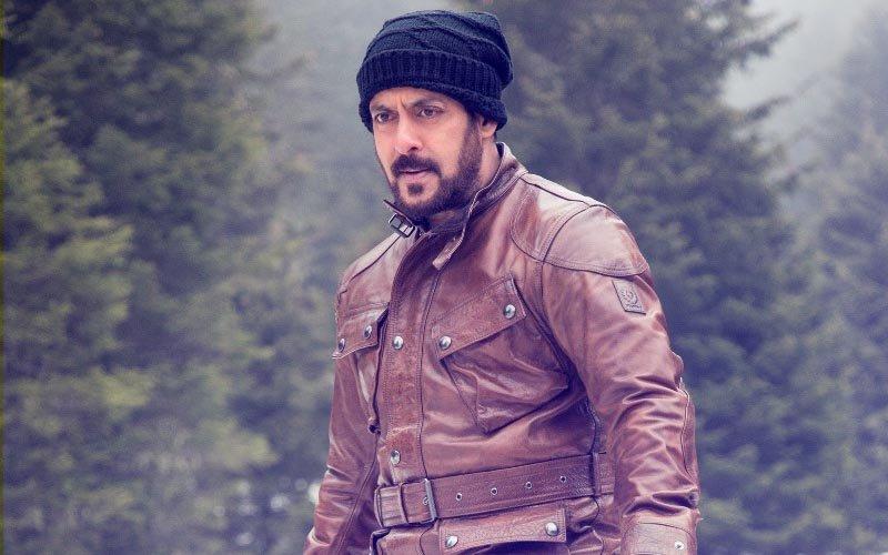 See Salman Khan Shooting In -22 Degrees In Austria