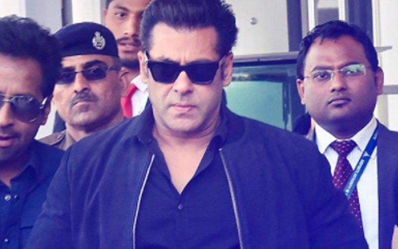 Salman Khan DEATH THREAT: Race 3 Shoot STALLED; Superstar RUSHED Back Home